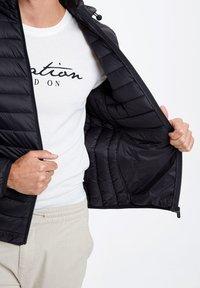 DeFacto - Winter jacket - Black - 2
