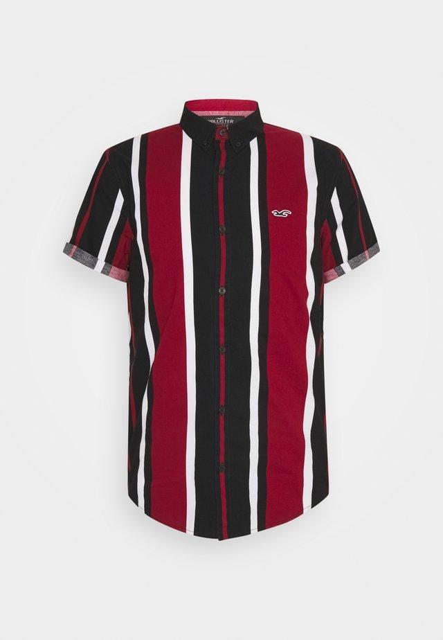 Chemise - red/black