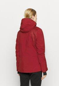 O'Neill - HALITE JACKET - Snowboard jacket - rio red - 3
