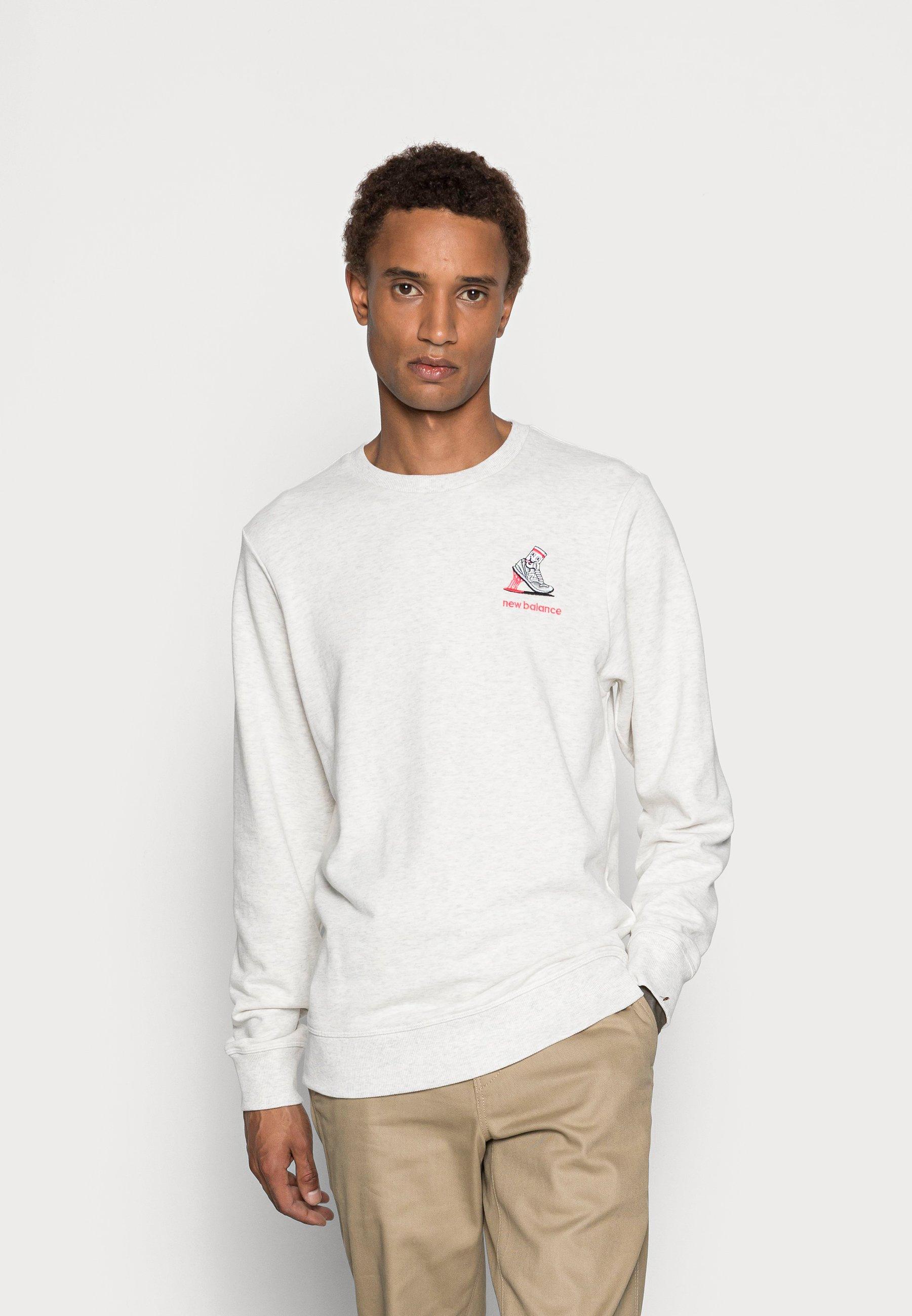 Homme ATHLETICS MINIMIZE CREW - Sweatshirt