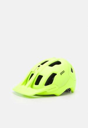 AXION SPIN UNISEX - Helm - fluorescent yellow/green matt