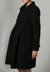 JoJo Maman Bébé - Płaszcz wełniany /Płaszcz klasyczny - black - 2