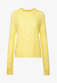Pieces - Jumper - lemon drop - 4