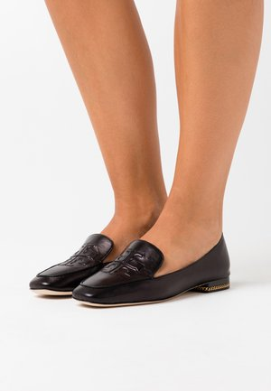 LOAFER - Półbuty wsuwane - perfect black