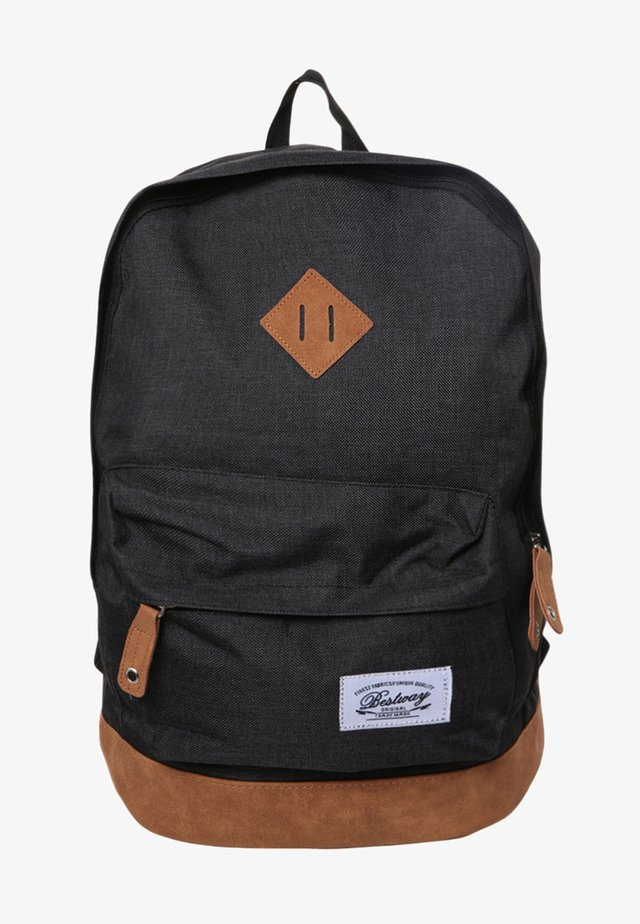 BESTWAY BACKPACK - Rucksack - grey