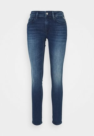 NEW LUZ PANTS - Jeans Skinny Fit - medium blue