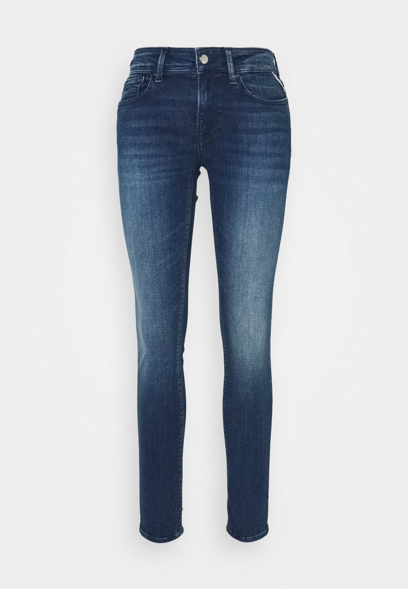 Replay - NEW LUZ PANTS - Jeans Skinny Fit - medium blue