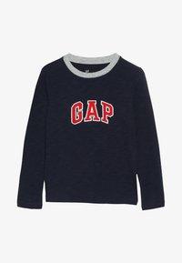 GAP - BOY  - Longsleeve - tapestry navy - 3