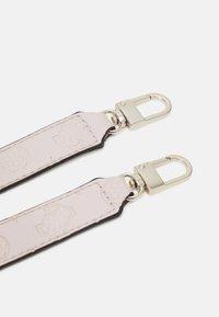 Guess - DAYANE TRIPLE SATCHEL - Handbag - blush - 4