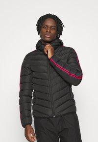 Brave Soul - HARLEY - Light jacket - black - 2