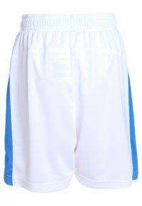 Puma - LIGA - Korte sportsbukser - white/electric blue - 1