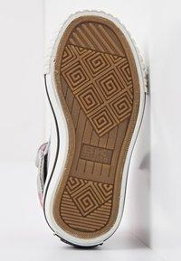 British Knights - ROCO - Baby shoes - lt grey/flamingo - 4