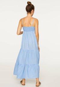 OYSHO - Maxi dress - light blue - 1