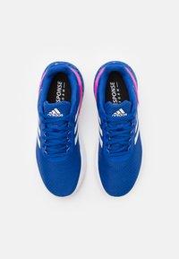 adidas Performance - RESPONSE SR - Laufschuh Neutral - team royal blue/footwear white/halo blue - 3
