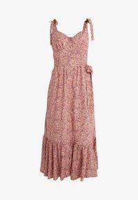 J.CREW - Maxi dress - peach/multi - 4