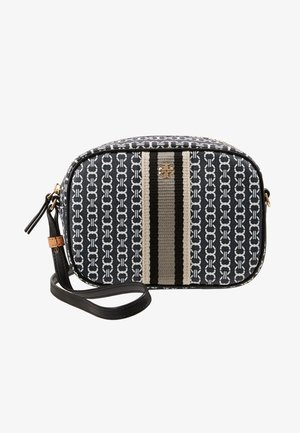 GEMINI LINK MINI BAG - Torba na ramię - black