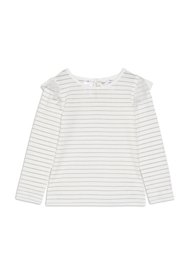 TODDLER - Long sleeved top - off-white