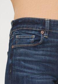 American Eagle - HI RISE - Jeans Skinny Fit - deeply cobalt - 4