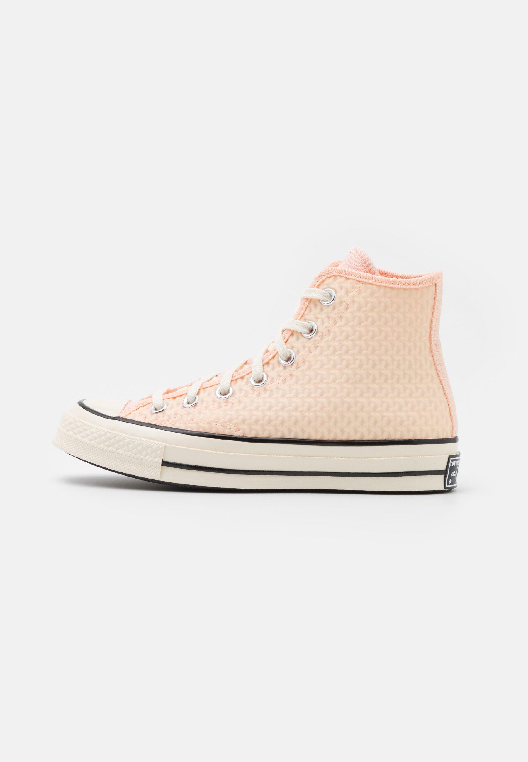 CHUCK 70 - Sneakers alte - crimson tint/cantaloupe/egret
