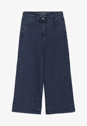 CULOTTE - Široké džíny - blue denim