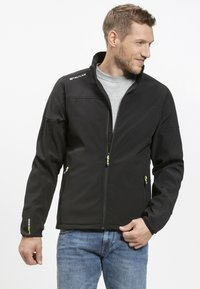 Whistler - DUBLIN - Soft shell jacket - black - 0