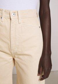 Proenza Schouler White Label - CULOTTE - Flared Jeans - sand - 6