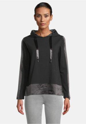 CASUAL - Sweatshirt - schwarz