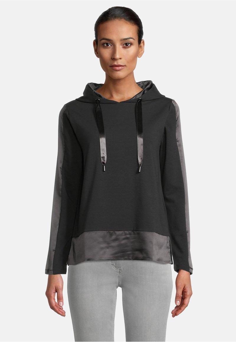 Betty Barclay - CASUAL - Sweatshirt - schwarz