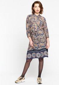 LolaLiza - Shirt dress - navy blue - 1