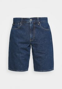 Calvin Klein Jeans - REGULAR  - Džínové kraťasy - blue - 4