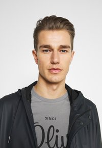 s.Oliver - T-Shirt print - grey - 4
