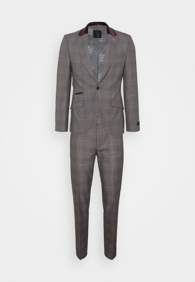 GLASGOW SUIT - Oblek - grey