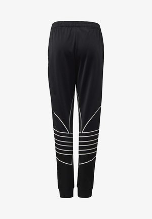 LARGE TREFOIL TRACKSUIT BOTTOMS - Trainingsbroek - black