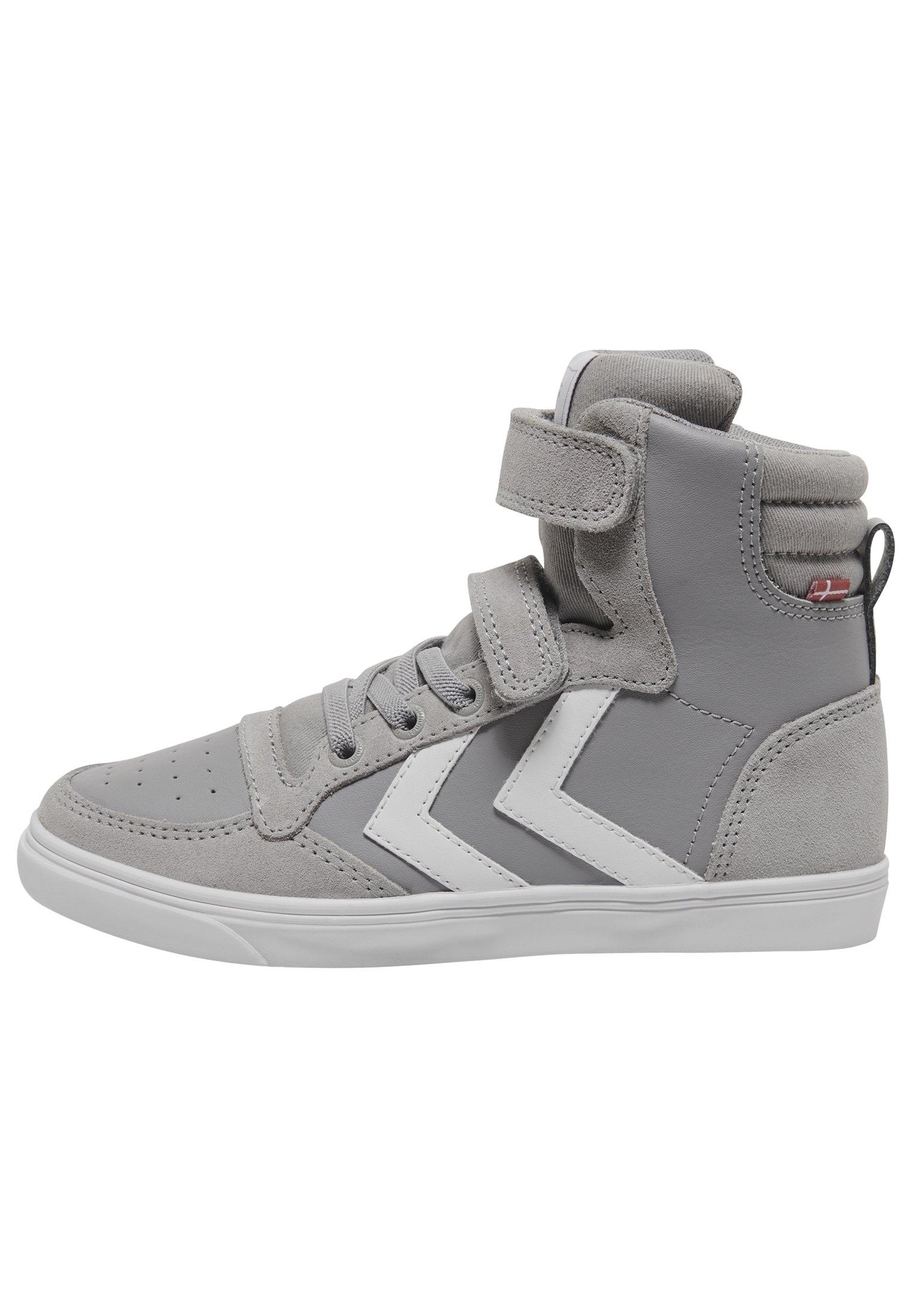 SLIMMER STADIL Höga sneakers grey