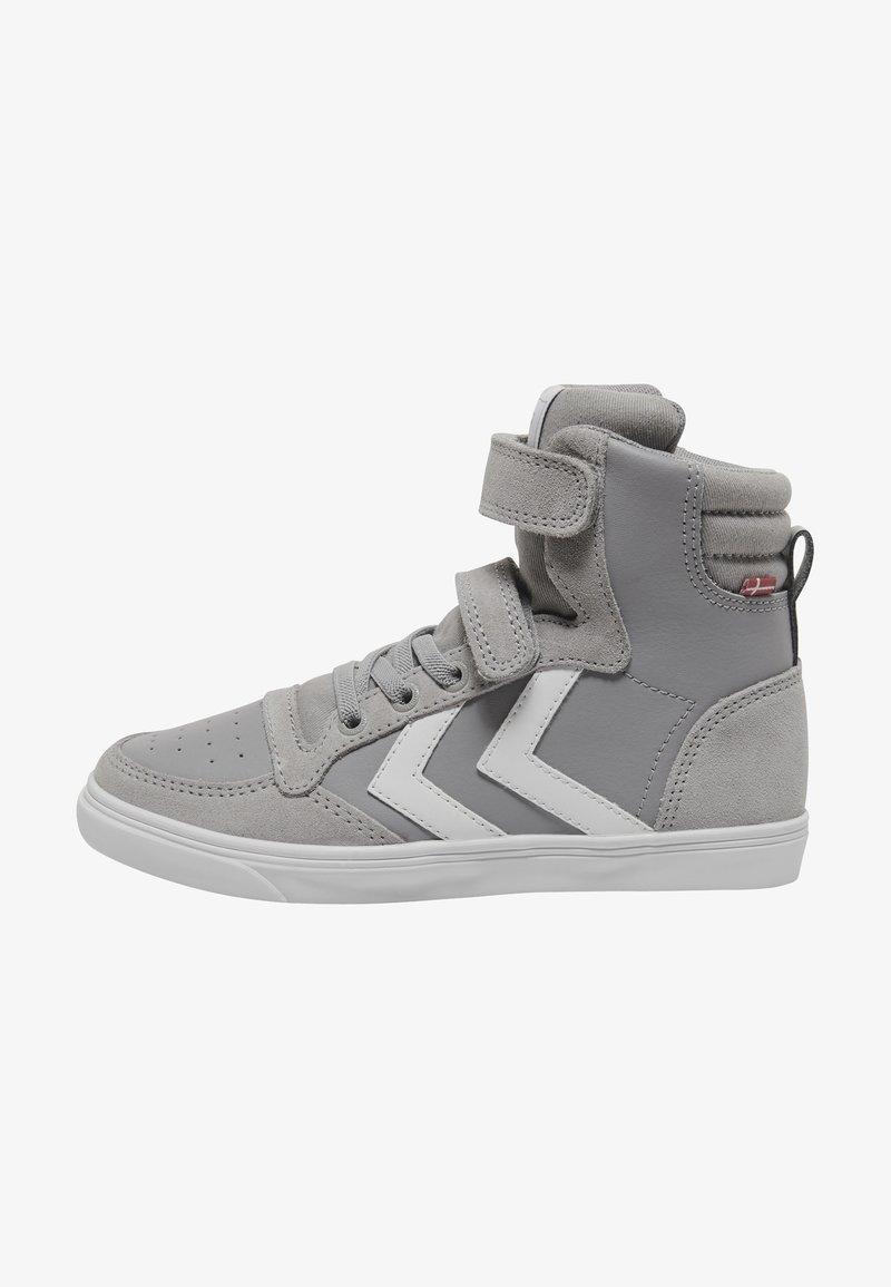 Hummel - SLIMMER STADIL - High-top trainers - grey