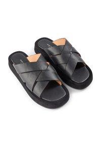 Shoe The Bear - STB-ASTRID - Muiltjes - schwarz - 2