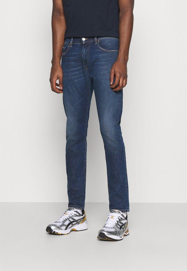 D-STRUKT - Jeans Skinny Fit - dark blue