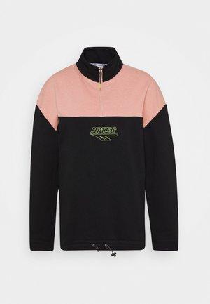 PETER - Sweatshirt - midnight black