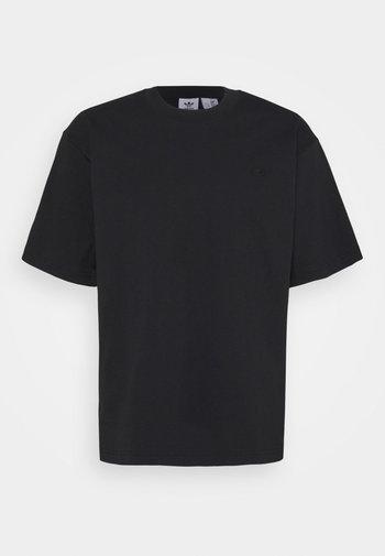 TEE UNISEX - T-shirt basic - black
