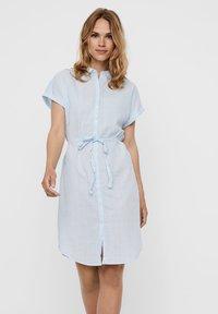 Vero Moda - Shirt dress - placid blue - 0