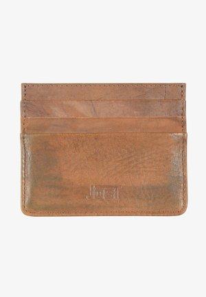 RANGER - Business card holder - cognac