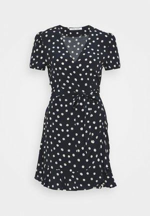LINETTA DRESS - Kjole - blue