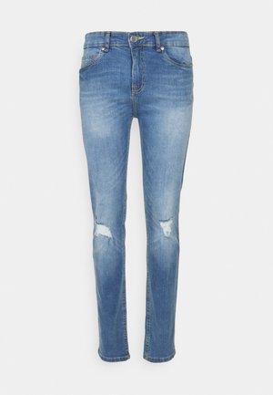 RIPPED - Skinny džíny - blue
