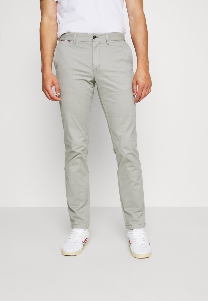 Tommy Hilfiger - DENTON  - Chino - grey