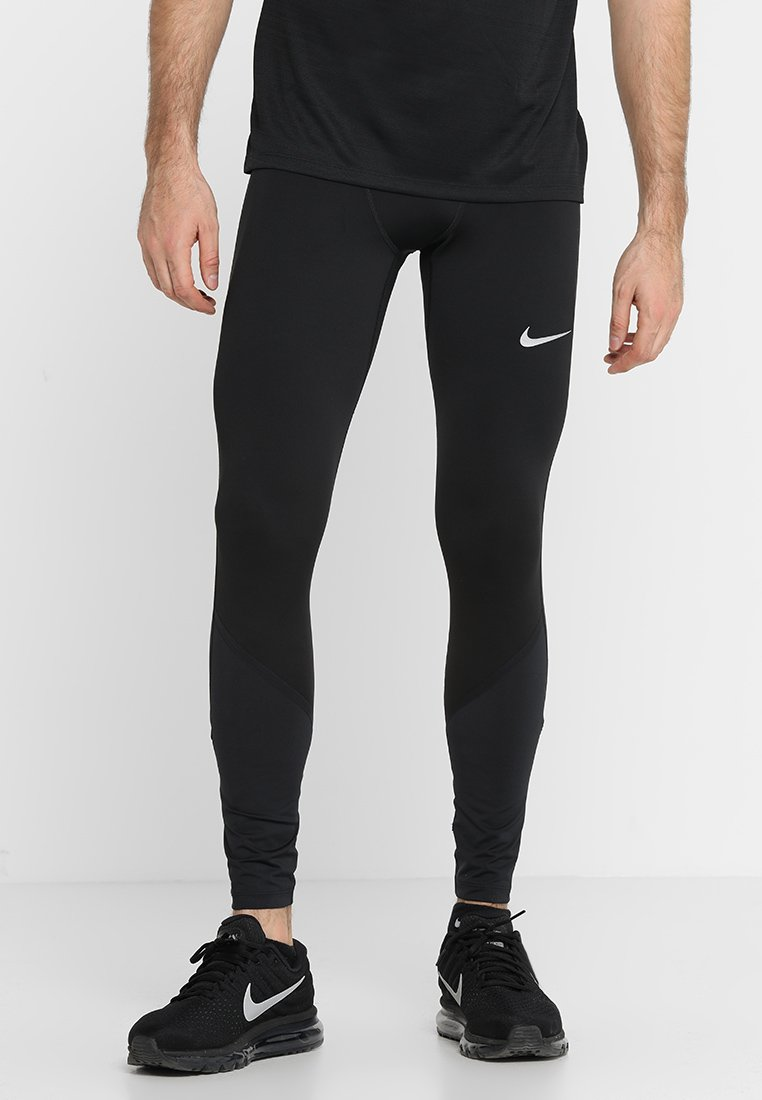 Nike Performance - TECH POWER MOBILITY TIGHT - Leggings - black