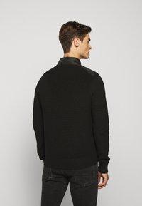 Belstaff - ABBOTT ZIP  - Light jacket - black - 2