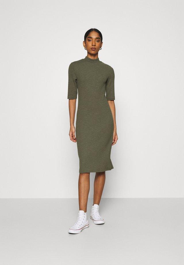 ONLJOANNA DRESS  - Etui-jurk - khaki