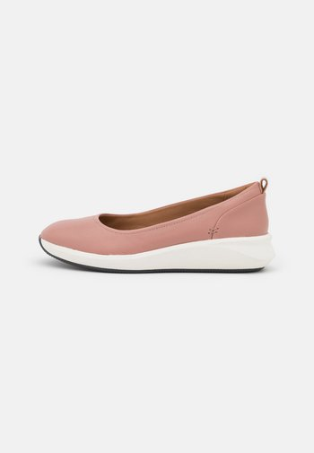 RIO VIBE - Escarpins compensés - dusty pink