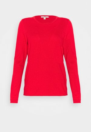 BASIC - Jumper - red