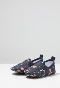 Walnut - MINI CHARLIE - First shoes - foxy - 3